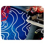Panic! At The Disco Released Death Of A Bachelor Double Sided Flano Blanket (Medium)  60 x50 Blanket Back