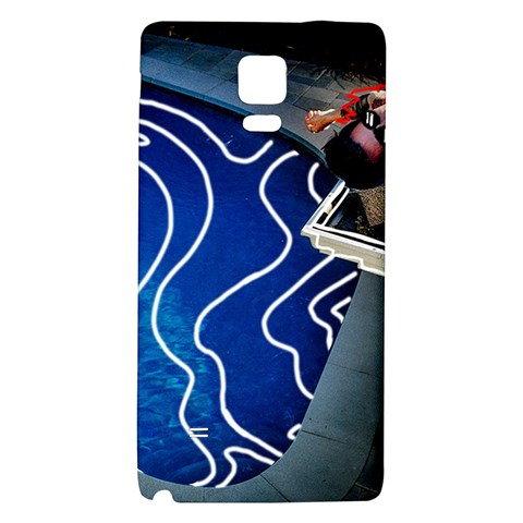 Panic! At The Disco Released Death Of A Bachelor Galaxy Note 4 Back Case