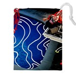 Panic! At The Disco Released Death Of A Bachelor Drawstring Pouches (XXL) Front