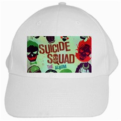 Panic! At The Disco Suicide Squad The Album White Cap