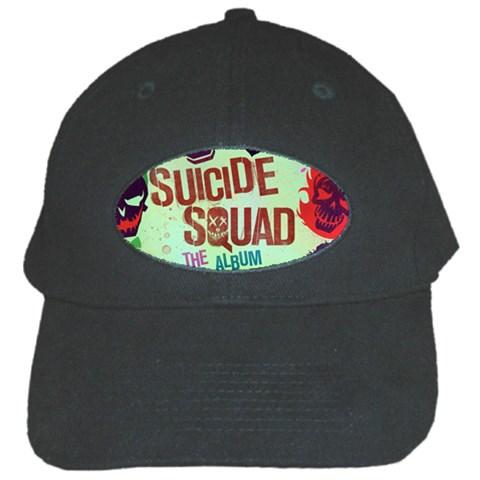 Panic! At The Disco Suicide Squad The Album Black Cap