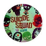 Panic! At The Disco Suicide Squad The Album Ornament (Round)  Front