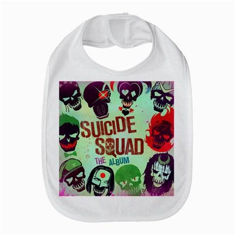 Panic! At The Disco Suicide Squad The Album Bib