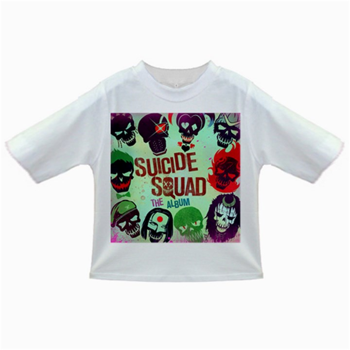 Panic! At The Disco Suicide Squad The Album Infant/Toddler T-Shirts