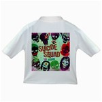 Panic! At The Disco Suicide Squad The Album Infant/Toddler T-Shirts Back