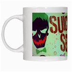 Panic! At The Disco Suicide Squad The Album White Mugs Left