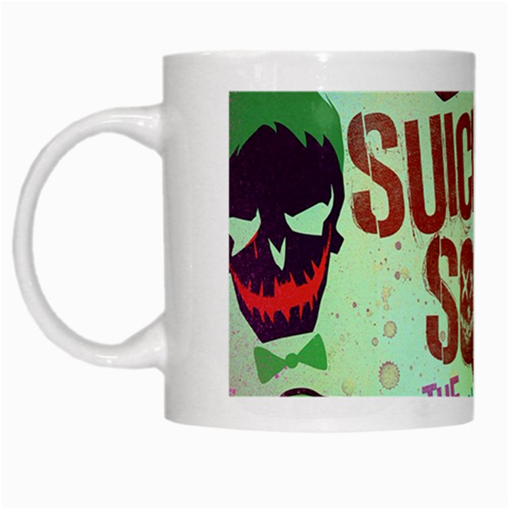 Panic! At The Disco Suicide Squad The Album White Mugs