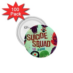 Panic! At The Disco Suicide Squad The Album 1.75  Buttons (100 pack)