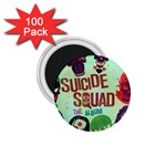 Panic! At The Disco Suicide Squad The Album 1.75  Magnets (100 pack)  Front