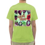 Panic! At The Disco Suicide Squad The Album Green T-Shirt Back