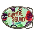 Panic! At The Disco Suicide Squad The Album Belt Buckles Front