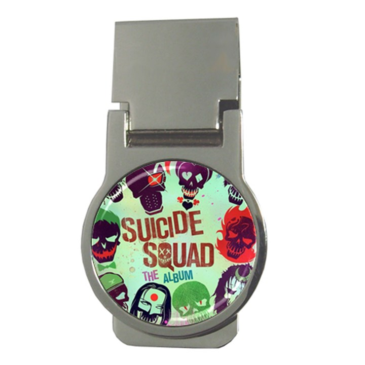 Panic! At The Disco Suicide Squad The Album Money Clips (Round)