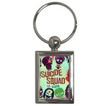 Panic! At The Disco Suicide Squad The Album Key Chains (Rectangle)  Front