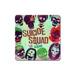 Panic! At The Disco Suicide Squad The Album Square Magnet Front