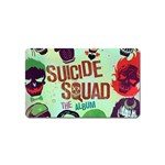 Panic! At The Disco Suicide Squad The Album Magnet (Name Card) Front