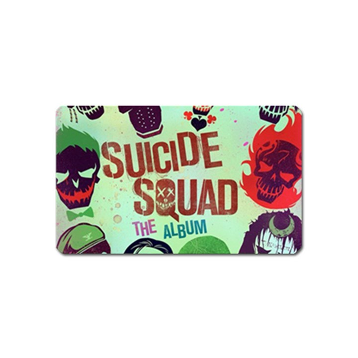 Panic! At The Disco Suicide Squad The Album Magnet (Name Card)
