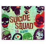 Panic! At The Disco Suicide Squad The Album Rectangular Jigsaw Puzzl Front