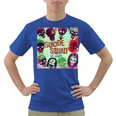 Panic! At The Disco Suicide Squad The Album Dark T Shirt