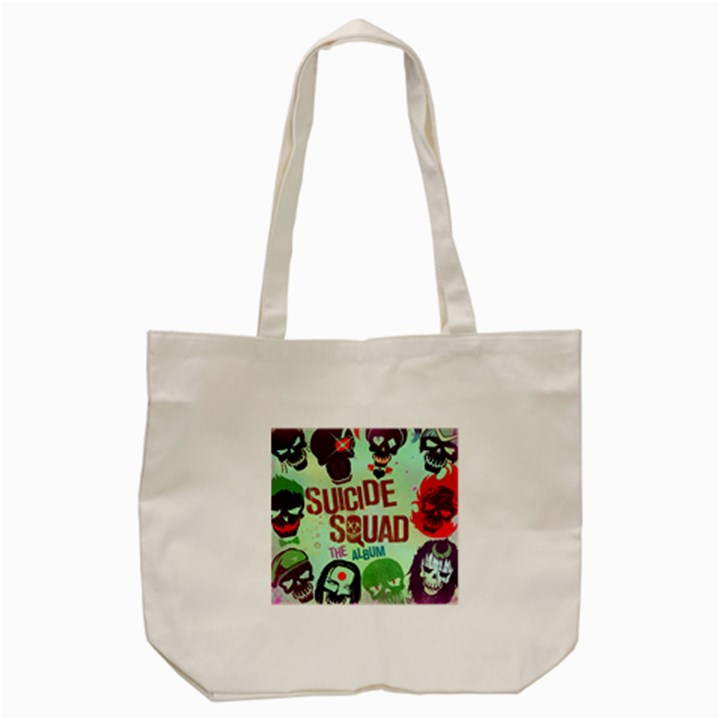 Panic! At The Disco Suicide Squad The Album Tote Bag (Cream)