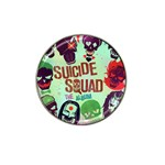 Panic! At The Disco Suicide Squad The Album Hat Clip Ball Marker (4 pack) Front