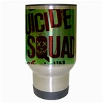 Panic! At The Disco Suicide Squad The Album Travel Mug (Silver Gray) Center