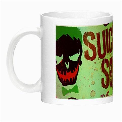 Panic! At The Disco Suicide Squad The Album Night Luminous Mugs