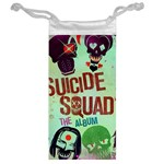 Panic! At The Disco Suicide Squad The Album Jewelry Bags Back
