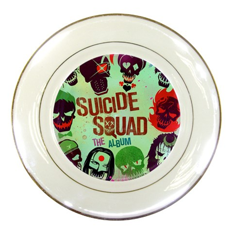 Panic! At The Disco Suicide Squad The Album Porcelain Plates