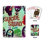 Panic! At The Disco Suicide Squad The Album Playing Card Back