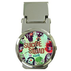 Panic! At The Disco Suicide Squad The Album Money Clip Watches