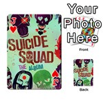 Panic! At The Disco Suicide Squad The Album Playing Cards 54 Designs  Front - HeartJ