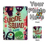 Panic! At The Disco Suicide Squad The Album Playing Cards 54 Designs  Front - Joker2