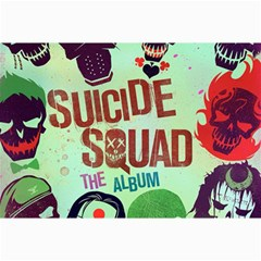 Panic! At The Disco Suicide Squad The Album Collage Prints