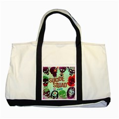 Panic! At The Disco Suicide Squad The Album Two Tone Tote Bag
