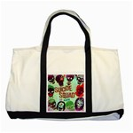 Panic! At The Disco Suicide Squad The Album Two Tone Tote Bag Front