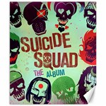 Panic! At The Disco Suicide Squad The Album Canvas 8  x 10  10.02 x8 Canvas - 1