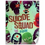 Panic! At The Disco Suicide Squad The Album Canvas 18  x 24   24 x18 Canvas - 1