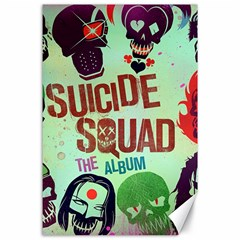Panic! At The Disco Suicide Squad The Album Canvas 24  x 36