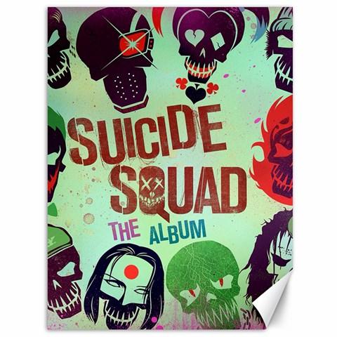 Panic! At The Disco Suicide Squad The Album Canvas 36  x 48
