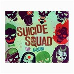 Panic! At The Disco Suicide Squad The Album Small Glasses Cloth (2-Side) Front