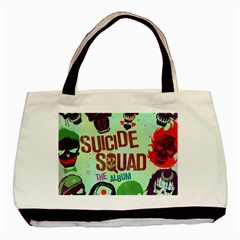 Panic! At The Disco Suicide Squad The Album Basic Tote Bag (two Sides)