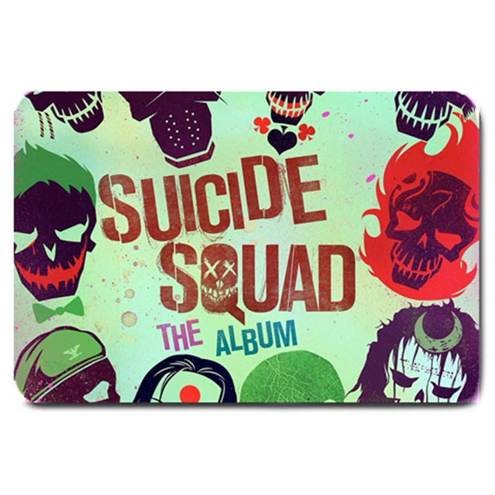 Panic! At The Disco Suicide Squad The Album Large Doormat