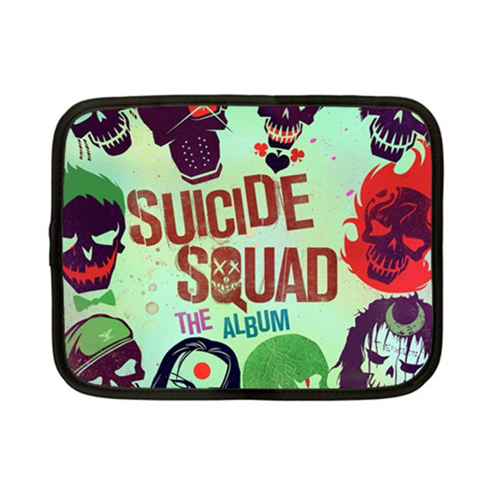 Panic! At The Disco Suicide Squad The Album Netbook Case (Small)