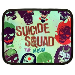 Panic! At The Disco Suicide Squad The Album Netbook Case (large)