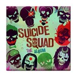 Panic! At The Disco Suicide Squad The Album Face Towel Front