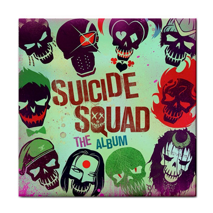 Panic! At The Disco Suicide Squad The Album Face Towel
