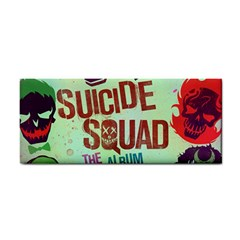 Panic! At The Disco Suicide Squad The Album Hand Towel