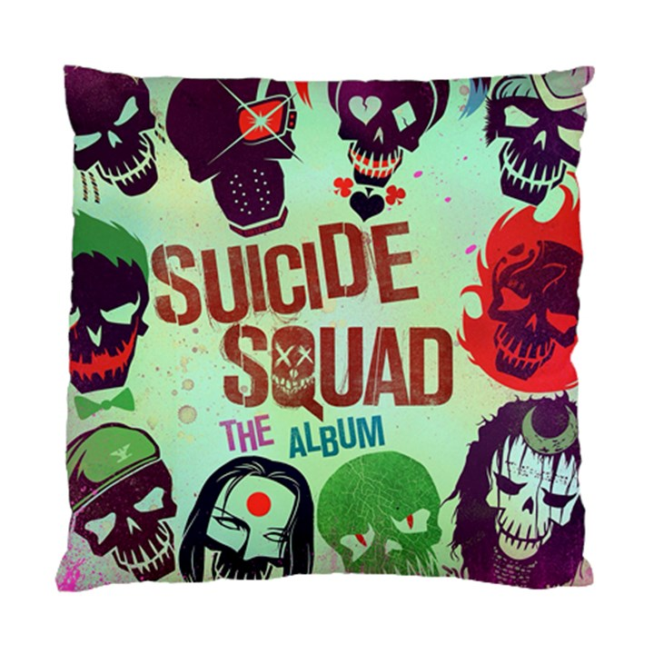 Panic! At The Disco Suicide Squad The Album Standard Cushion Case (Two Sides)
