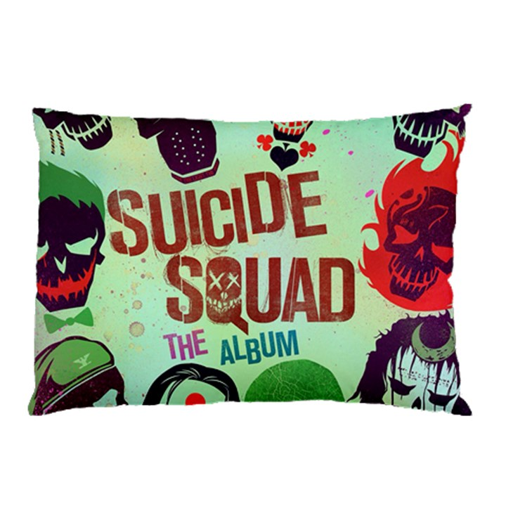 Panic! At The Disco Suicide Squad The Album Pillow Case