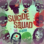 Panic! At The Disco Suicide Squad The Album Mini Canvas 6  x 6  6  x 6  x 0.875  Stretched Canvas